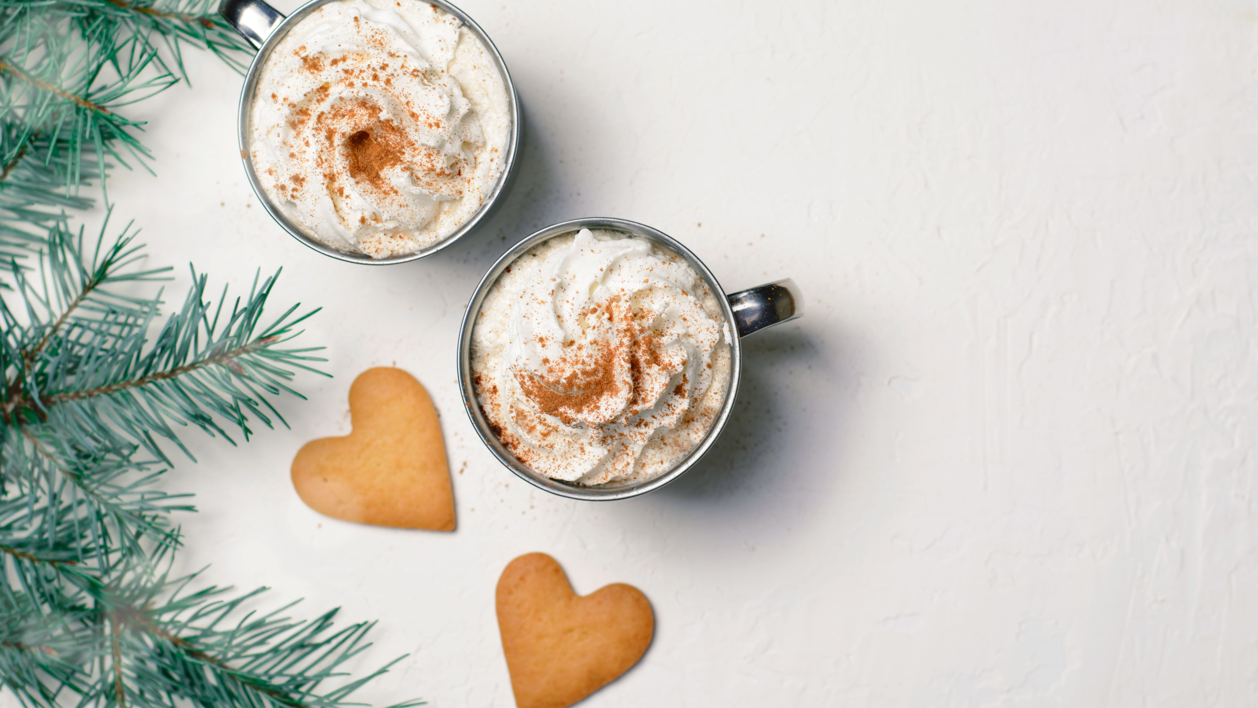Newsroom Your Favorite Warm Holiday Drinks Without The Guilt