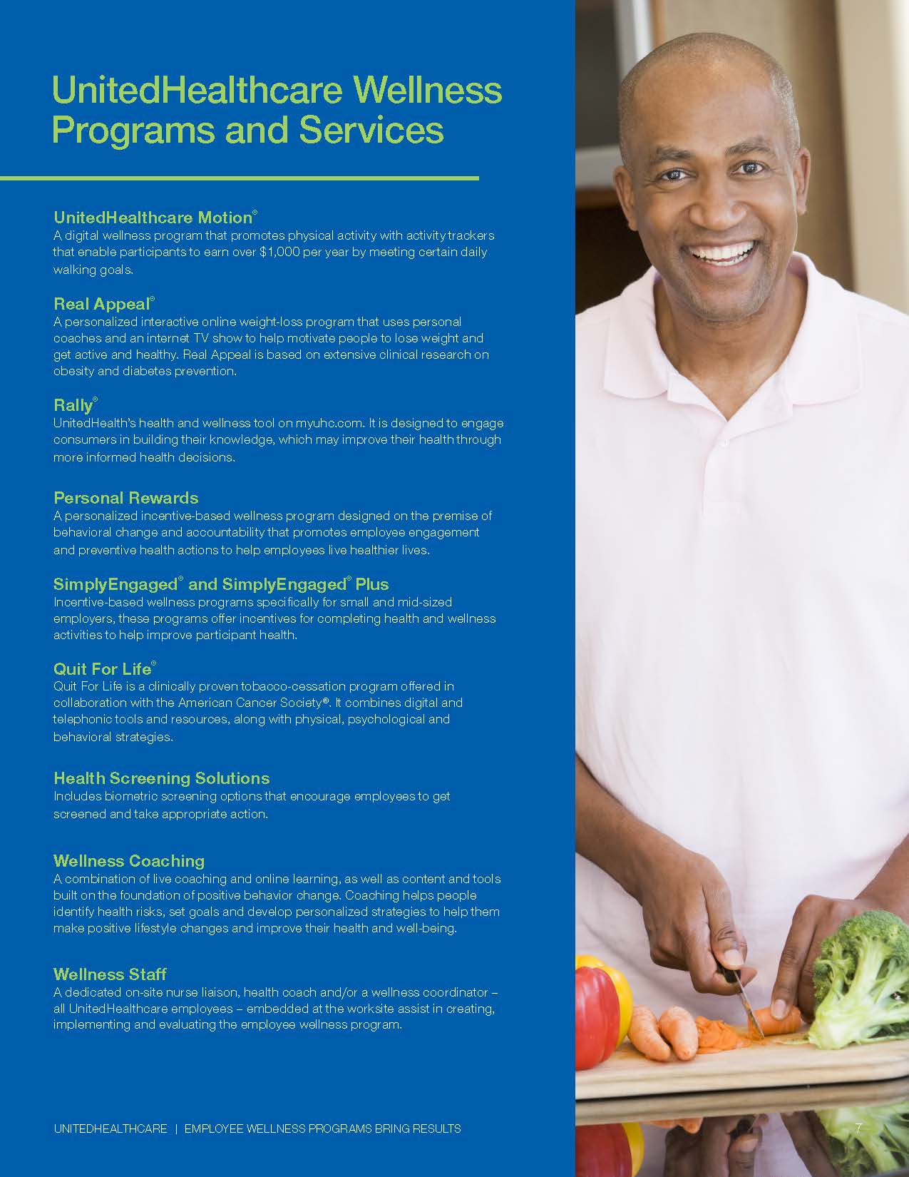 Newsroom Employee Wellness Programs Bring Results